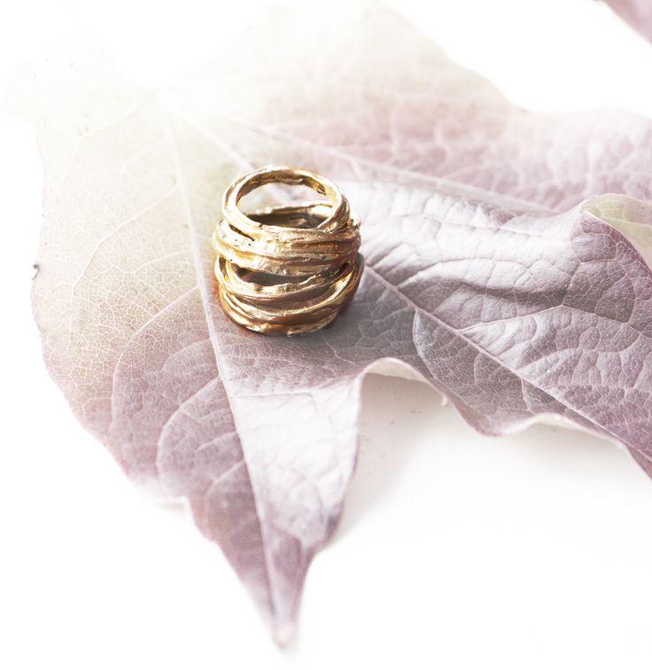 Sophia d'Oro bronze jewelry handcrafted bronzen sieraden