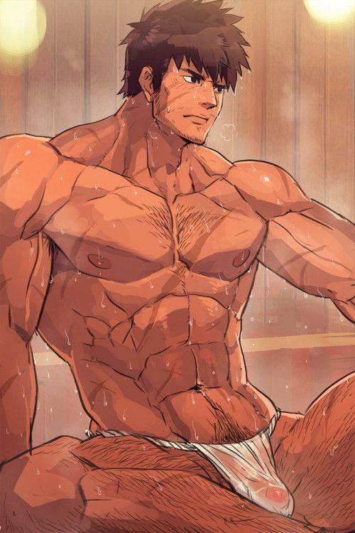 bdsm gay japan manga