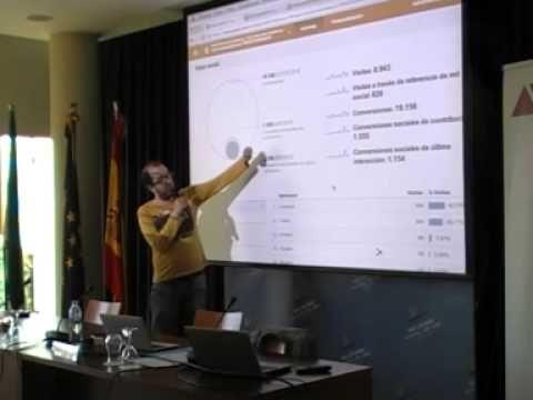 Mesurant el ROI de les accions a les xarxes socials (Pere Rovira).