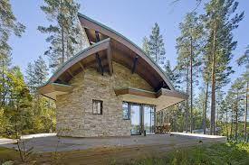 Santaranta in Heinola, Finland. By Eric Lloyd Wright