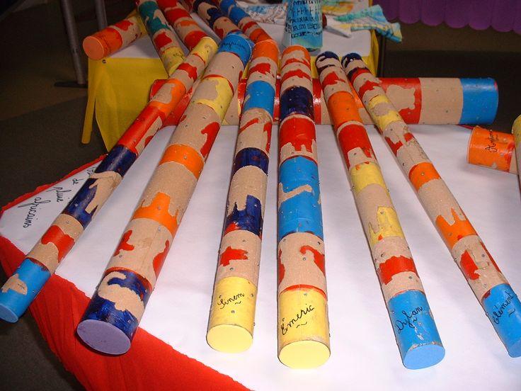 B ton de pluie projet tour du monde pinterest for Decoration baton de pluie