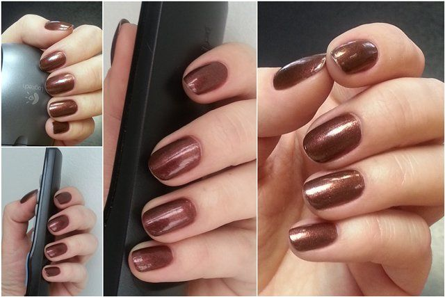 Max Faxtor Nailfinity 200 - Copper Flame