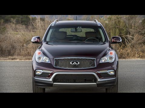 2016 Infiniti QX50 - YouTube