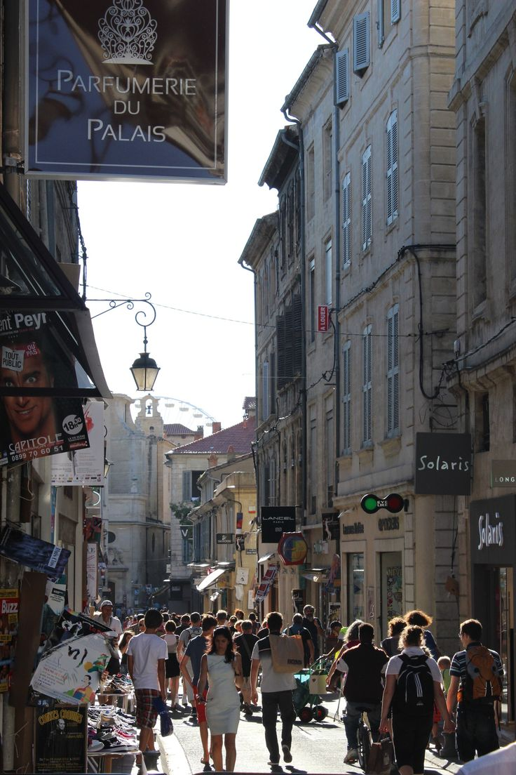Avignon, France (Love this town)
