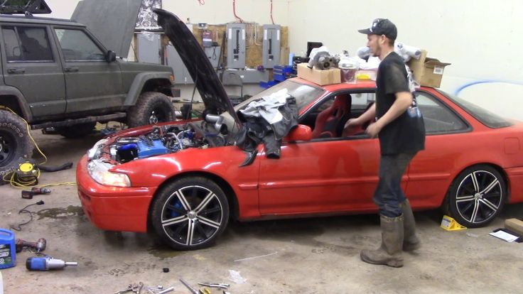 Acura Resurected from the dead