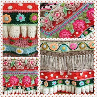 Irish crochet &: Adinda Zoutman More