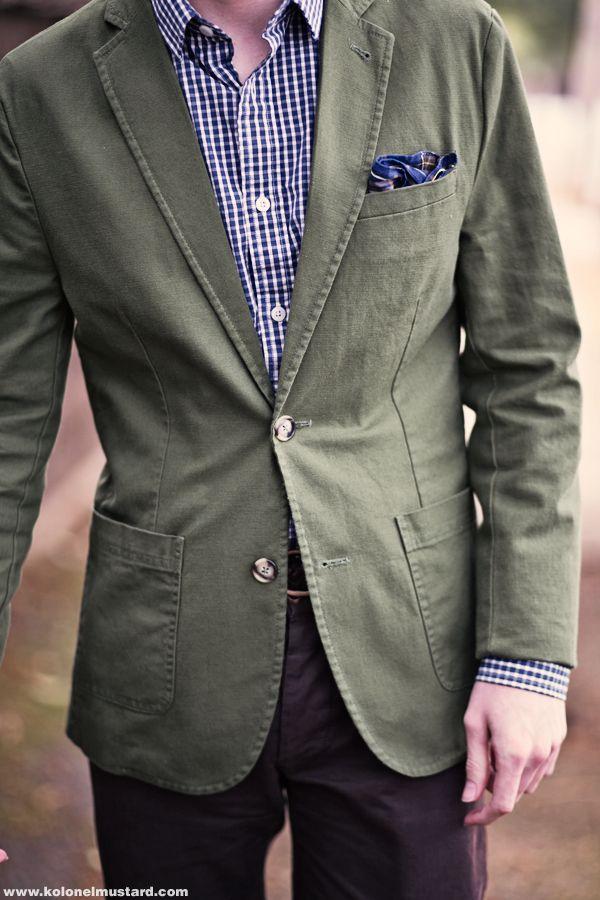 stunning green blazer outfit mens 17