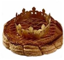 Epiphany Almond Cake