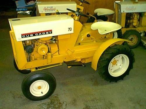 cub cadet history garden tractors pinterest tractor. Black Bedroom Furniture Sets. Home Design Ideas