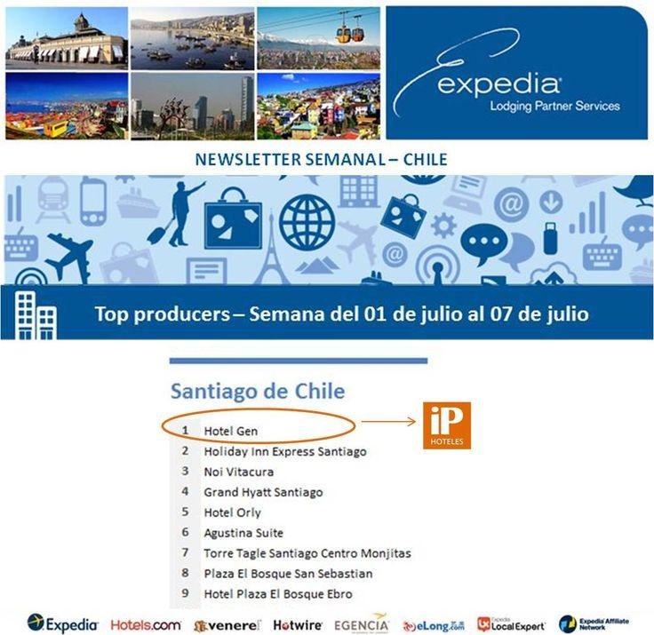 iP Hoteles - Expedia - Semana del 01 de julio al 07 de julio de 2013 - Gen Suite