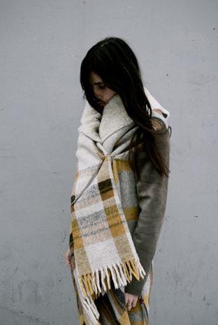 49 best blanket Coat images on Pinterest