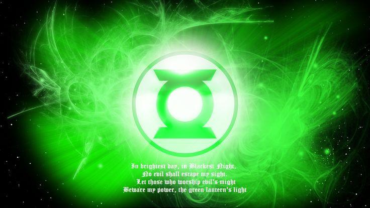 Green Lantern Corps Juramento