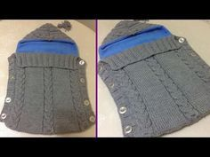 El Örgüsü Bebek Tulumu (Bebek Battaniyesi) Nasıl Yapılır? - örgü battaniye modelleri - örgü bebek - YouTube