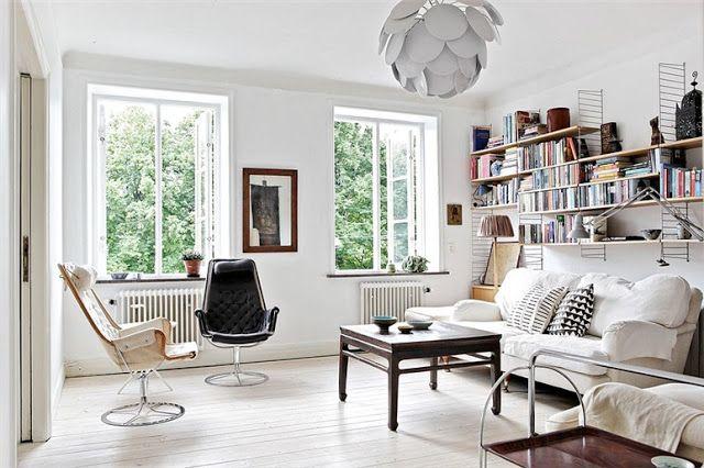 A Malmö apartment