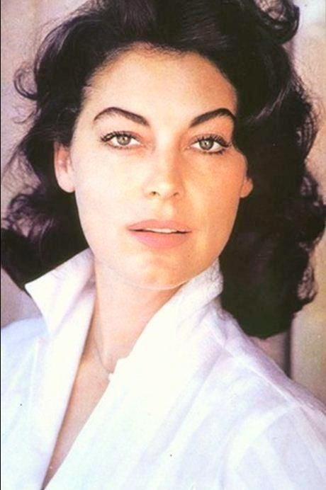 Ava Gardner .... southern girl from North Carolina, I always admired her beauty and acting..