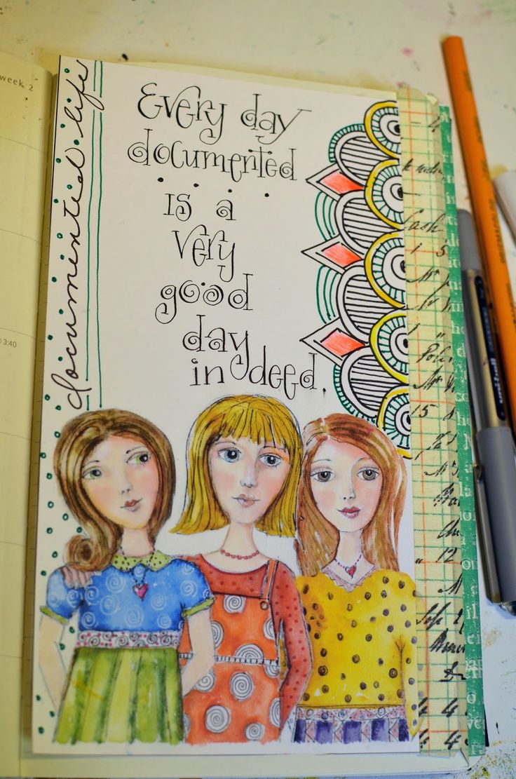 """Art du Jour by Martha Lever: """"Drawing the Girls"""" Online class starts today!"""
