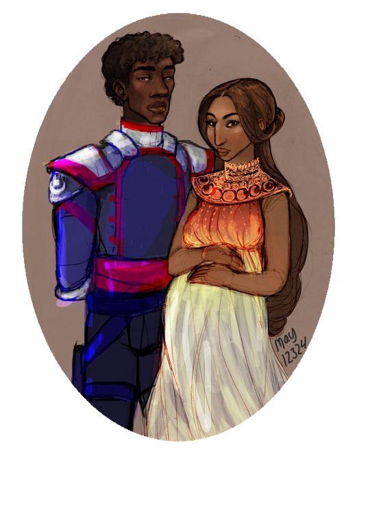 Evret And Solstice Hayle  C B The Lunar Chroniclesreading