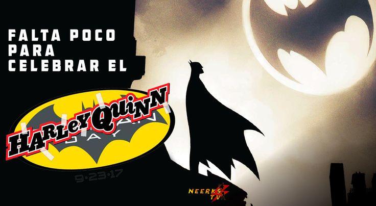 ¿El 23 de Septiembre se celebra el Batman Day? 🤔🤔 Harley Quinn ha estado robando mucha atención últimamente gracias a Suicide Squad del año pasado y la animada película de Batman y Harley Quinn de este año, pero lo cierto es que es un personaje que desde su debut en Batman: The Animated Series, nos encantó. HARLEY QUINN, robará el día de Batman, para celebrar su 25 aniversario :D :D Para empezar, habrá tres nuevos cómics para para la ocasión: Batman Day 2017 Edición Especial # 1, DC Super…