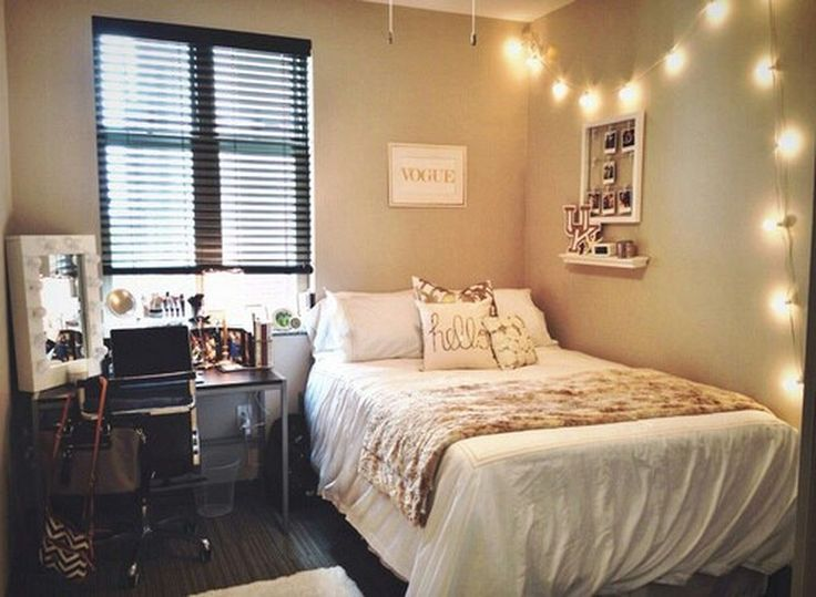 21+ Comfortable And Fun Room Ideas For Small Teens Bedroom