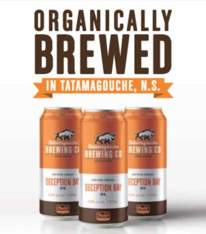 Tatamagouche Brewing Company was founded by the Jost family of Jost Winery fame. Their down-to-earth beers include the very popular North Shore Lagered Ale—which is made using ale yeast but fermented and aged like a lager—and their Hippie Dippie Pale Ale.