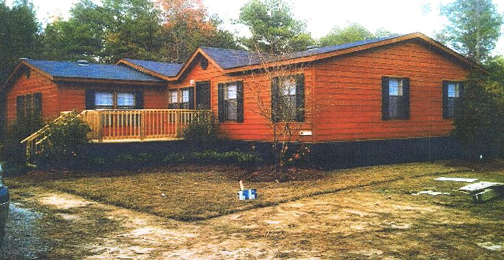 Triple wide mobile homes mobile homes have a great line for Log cabin single wide