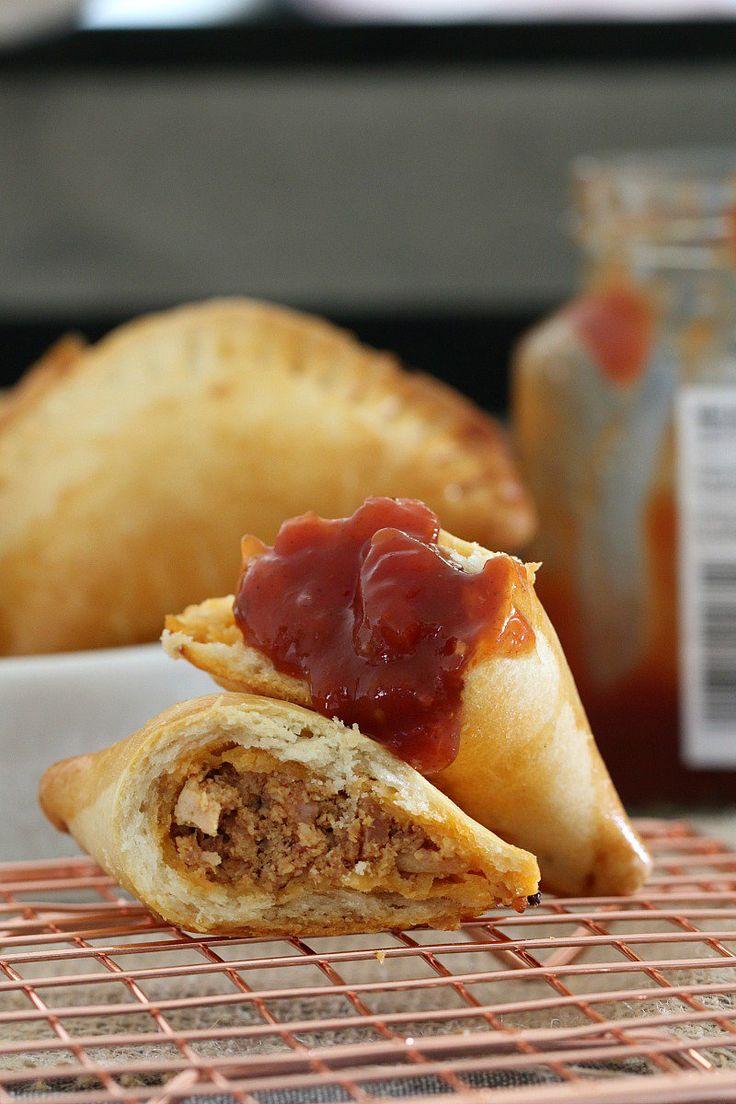 Chorizo and Chicken Empanadas