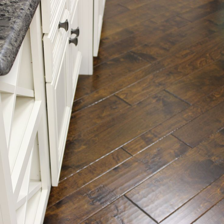 This Bella Cera #wood #floor Is Quickly Becoming One Of