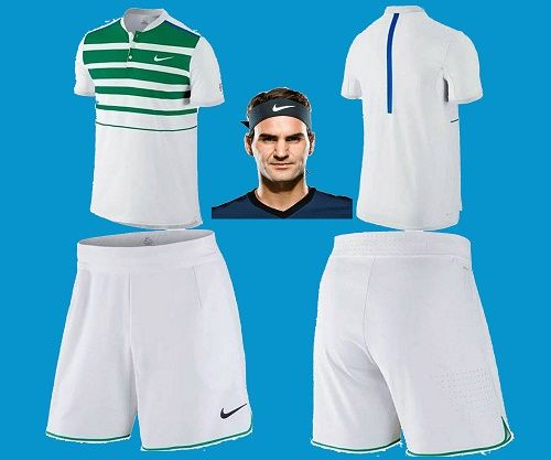 Watch the pictures and photos of dresses and outfits for male and female tennis players in Australian Open 2016.