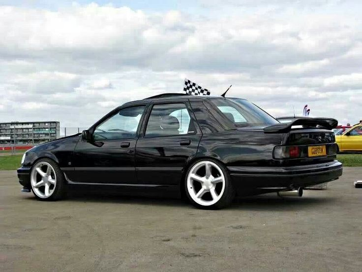 Awesome Ford: Ford Sierra Sapphire RS Cosworth 4x4... What my Garage would look like if I was A billionaire
