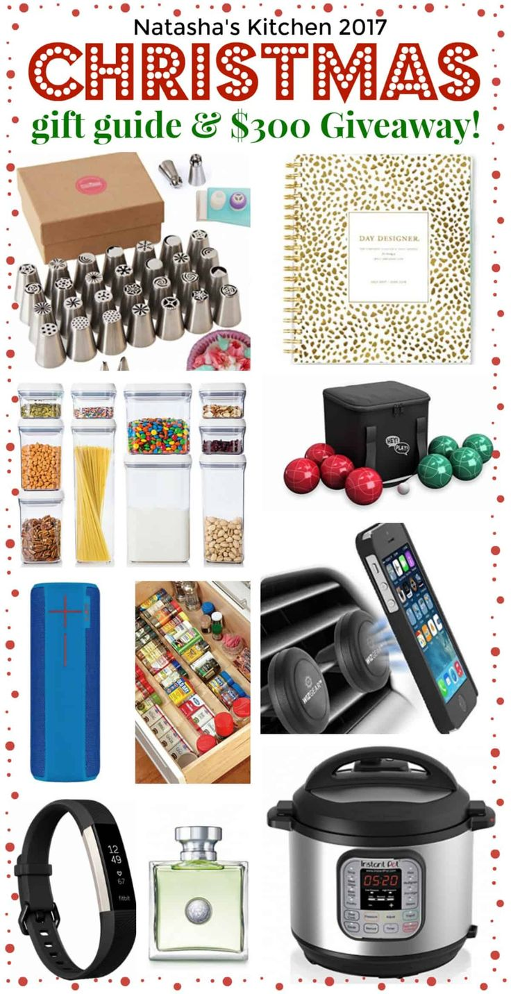 Our 2017 annual Christmas gift guide is here with 25 new gift ideas (#7 is a must-see!) This holiday gift guide is perfect for everyone on your list!