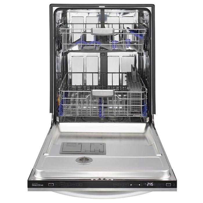 Fully Integrated Steam Dishwasher with EasyRack Plus Nebraska