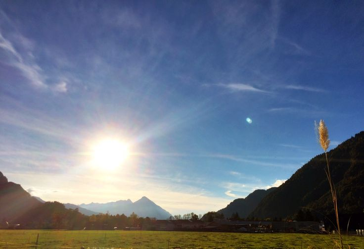 Beautiful autumn weather in Interlaken. :-) | Autumn ...