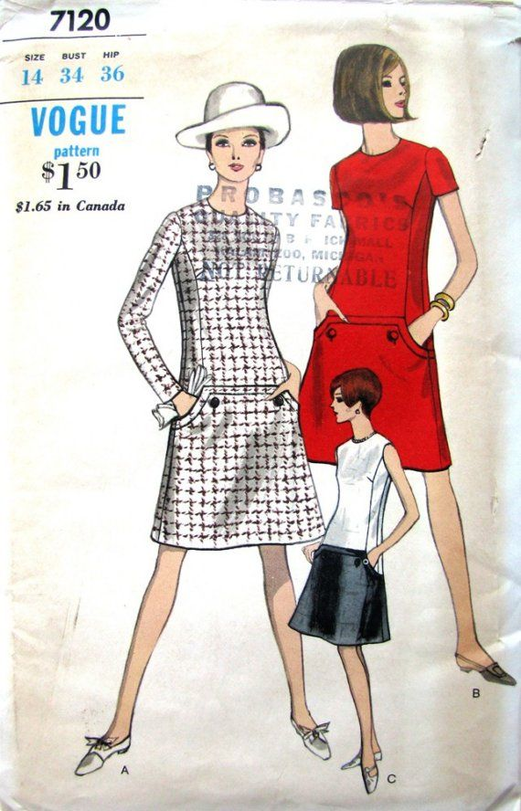 60s Mod A Line Dress this is going to be the new style for 2013!!