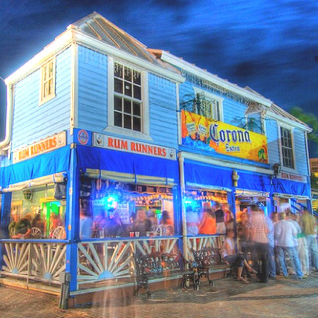 Rum Runners - Freeport, Grand Bahama Island, Bahamas