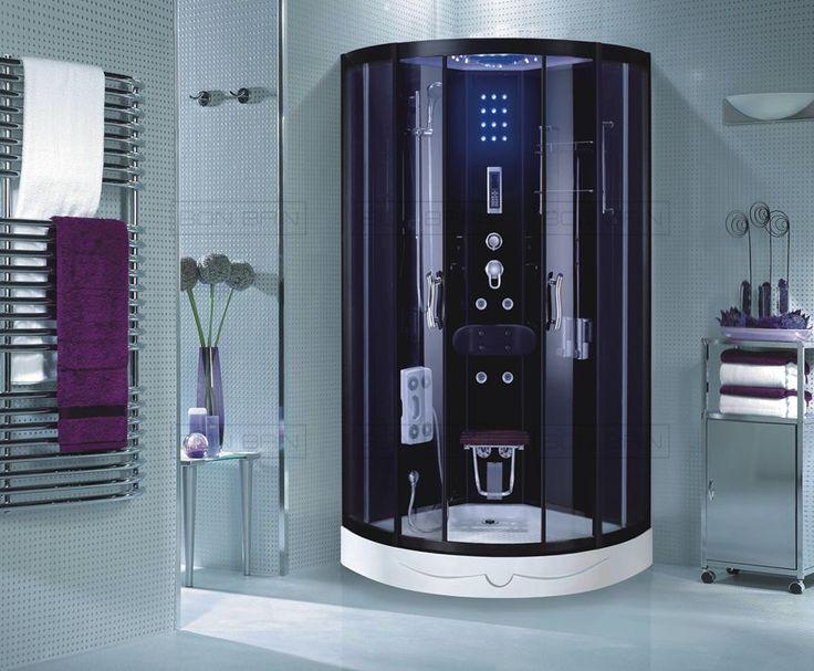 Les 25 meilleures id es de la cat gorie cabine de douche hammam sur pinterest - Cabine de douche hammam ...