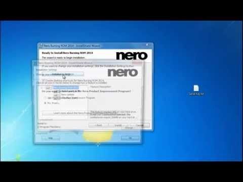 Nero Burning Rom 2014 Crack Keygen Download