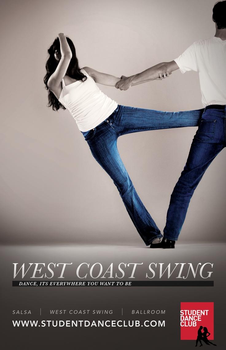 west coast swing dance | Gallery | Student Dance Club