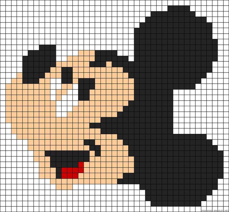 Ponto cruz Mickey Mouse                                                       …