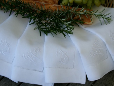 Personalised Napkins for your Wedding Guests