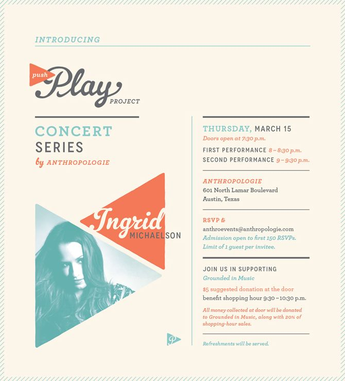 Push Play Project - Jenna McBride : Graphic & Interactive Design