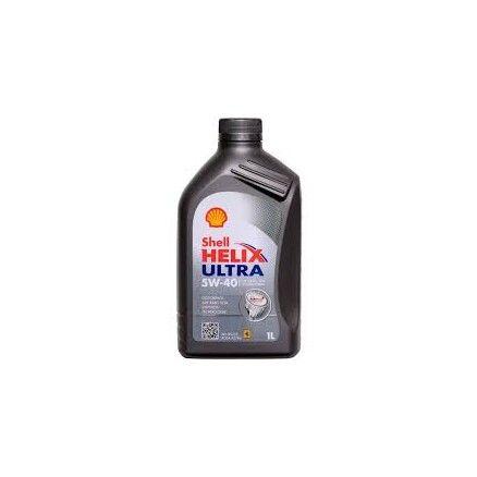 Λιπαντικό Αυτοκινήτου Shell Hellix Ultra 5w-40 1 lt