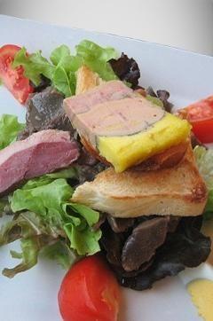 Recette de Salade Landaise