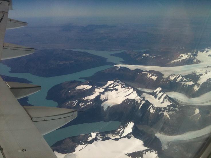 Patagonia - Cordillera de los Andes