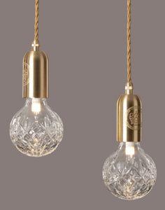 Crystal Bulb Pendant | Julklappar 2013 | Artilleriet | Inredning Göteborg