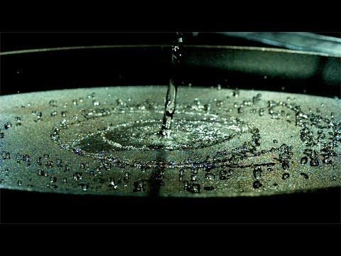 (47) Leidenfrost Effect In Ultra Slow Motion - Water and Alcohol [ 4K ] - YouTube