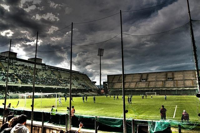 Stadio Arechi Salerno - 1 maggio 2011