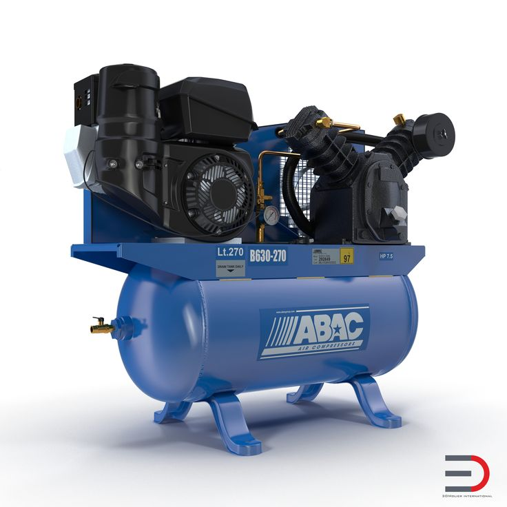 Air Compressor Abac 3d models http://www.turbosquid.com/3d-models/air-compressor-abac-c4d/943864?referral=3d_molier-International
