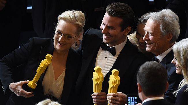 Lego Wins 'Best Brand Data' Award During Oscars Night | Adweek