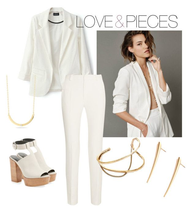 """Love&Pieces"" by eiram-schultz on Polyvore featuring Chan Luu, Roland Mouret, Rebecca Minkoff and Jenny Bird"