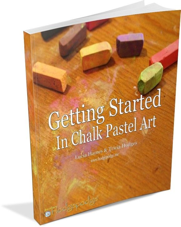 FREE Getting Started in Chalk Pastel Art eBook for you! Have you wondered how in the world to get started in art? What about the world of chalk pastels? And why chalk pastels? Well, we thought if we put all our best tips in one place that would be a great start!